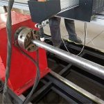 2018年新型便攜式等離子金屬切管機,cnc金屬管切割機