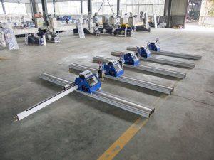 2 * 3m便攜式中國製造小型廉價低成本數控等離子切割機
