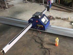 中國便宜的15002500mm金屬便攜式數控等離子切割機與CE