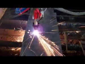 低成本數控等離子切割機鐵棒切割機圓切割機